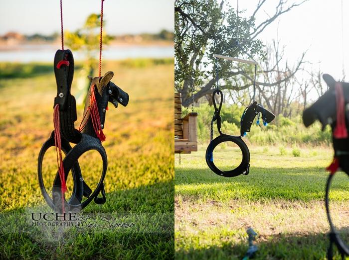 fancy tire swings