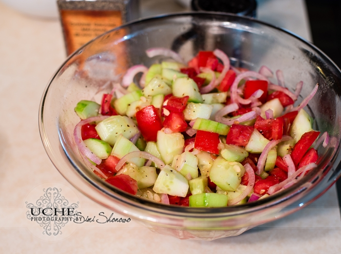 bread salad toppings