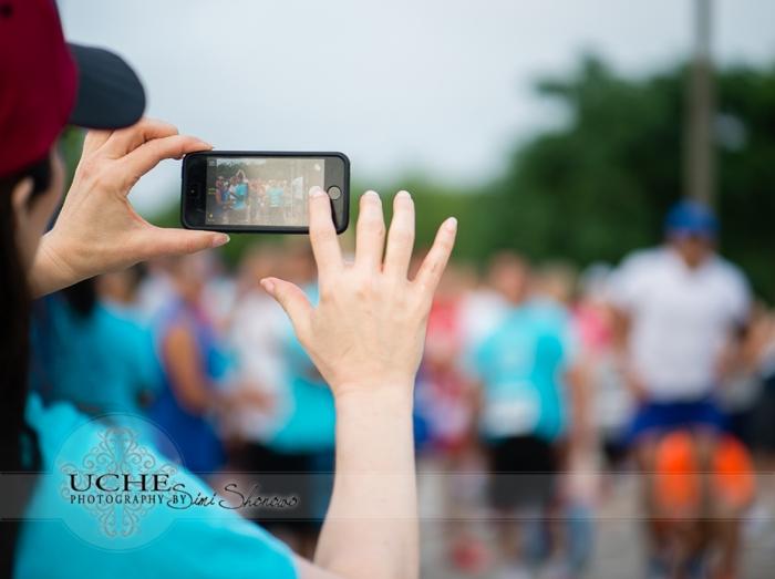 phone shot